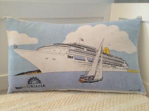 Oriana P&O Cruise Lines