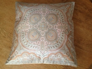 Muted Paisley (sold)