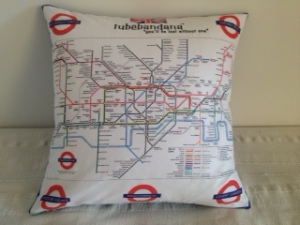 London Underground Tube Map (16 sold - 4 remaining)