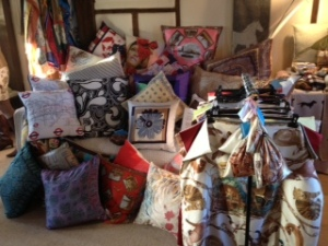 The Granary Christmas Sale Dec 2012
