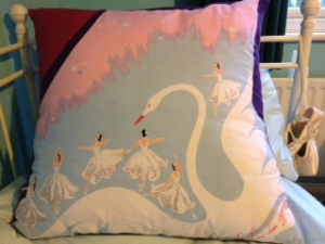Swan Lake by Jacqmar (sold)