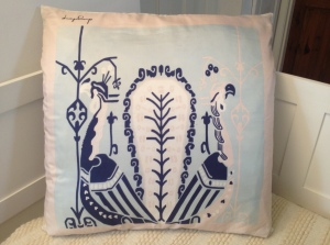 Peacocks by Longchamp (sold)