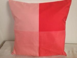 Pink Squares - sold