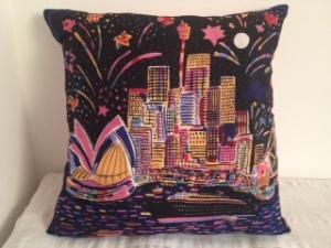 Sydney by Ken Done (sold)