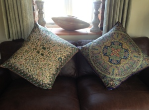 William Morris and Paisley by Liberty of London (sold)