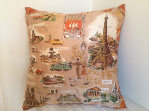 60s Paris by J Franco (reserved)
