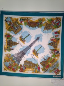 Paris and landmarks J Micosancho Paris Manmade 75x75cm