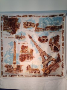 Bridges of Paris  76x76cm Manmade